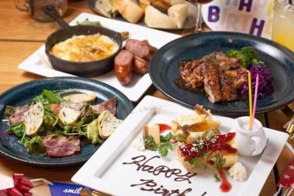 【4種のパン食べ放題&飲み放題】ローストビーフ&ビーフシチュー&ステーキ&デザート2種など全10品コースの画像